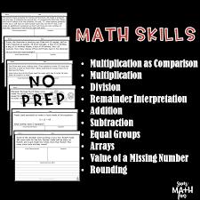 math word problems fourth grade multi step