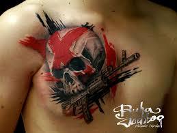 мастера татуировки из ростова на дону