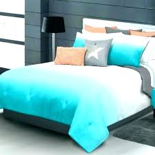 turquoise and brown bedding teal bed sheets sets comforter set queen b