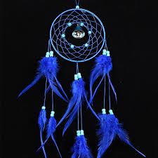 Dream Catchers Organization Beautiful Dreamcatcher in Dark Blue or Purple My Feng Shui Store 83