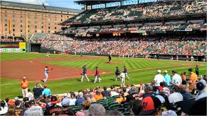 oriole park at camden yards seating chart beautiful featured on a view from my seat of