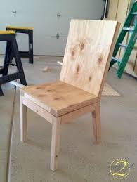 easy to make furniture ideas. DIY Upholstered Dining Chairs Easy To Make Furniture Ideas