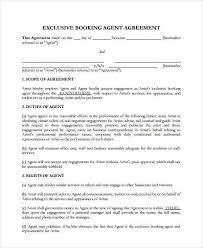 Sales agency or agents agreement template available for immediate download. 20 Sample Agent Agreement Templates Pdf Word Pages Free Premium Templates