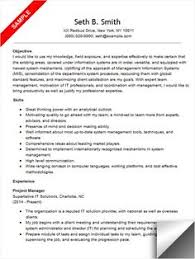 12 project management objectives riez sample resumes unigraphics designer resume