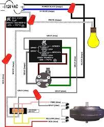 hampton bay ceiling fan light wiring