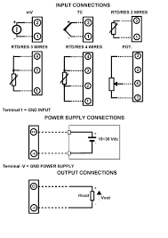 4 wire rtd connections diagrams wiring database how to wire a honeywell thermostat with 6 wires 4 wire rtd wiring diagram to on head mount temperature converter 4 wire sensor diagram 4 wire rtd connections diagrams