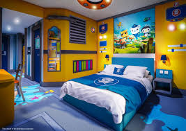 Octonauts Bedroom Wallpaper Alton Towers Cbeebies Land Hotel Themed Bedrooms Unveiled