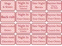 Creative Coupons For Boyfriend Free Printable Valentines Day Love Coupons For Him Mumsgather
