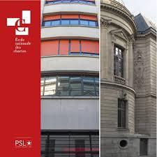Ecole Nationale Des Chartes Brochure 2017 2018