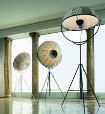 pallucco lighting. Modern Tripod Floor Lamp Fortuny Giudecca 805 Pallucco 1 Modern Tripod  Floor Lamp Gets Restyled Fortuny Lighting