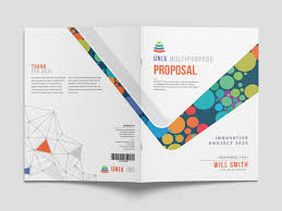 Creative Business Proposal Layout Indesign Project By Yasin
