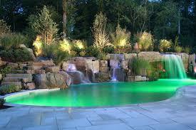 40 Beautiful Swimming Pool Lighting Ideas Cool Swimming Pool Lighting Design