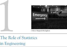 CHAPTER 1 The Role of Statistics in Engineering - Applied Statistics ...