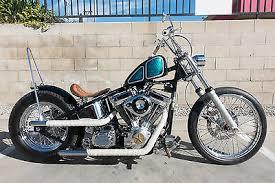 custom bobber motorcycles for sale