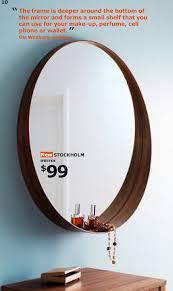 STOCKHOLM mirror $99.00