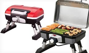table top grill. cuisinart tabletop grill: portable gas grill or outdoor electric (up table top