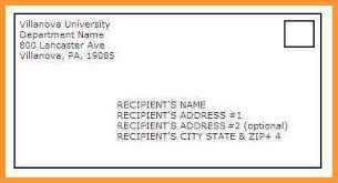 letter format mail mailing letter format 5uckmxm0