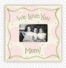 mom picture frame hd png