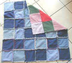 Denim Frayed Lap Quilt: 10 Steps (with Pictures) & Introduction: Denim Frayed Lap Quilt Adamdwight.com