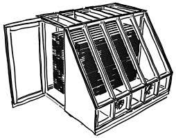solar wood kiln plans