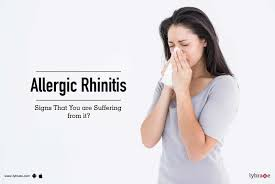 Allergic Rhinitis - Signs That You are Suffering from it? - By Dr ...