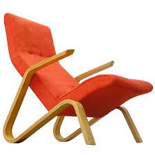 eero saarinen furniture. Eero Saarinen For Knoll International 1946 Grasshopper Lounge Easy Chair Sale With Furniture