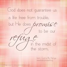 Image result for god is my refuge photo