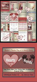best images about short stories the shorts hearts and hands ccss aligned reading and writing critical thinking activities