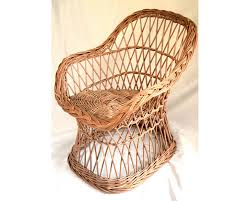 furniture wicker chairs cottage