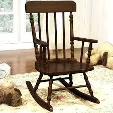 rocking chair wood rocking chair kids solid pine chairs rocking chair cushion sets