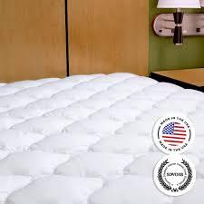 thick mattress pad. Thick Mattress Pad M