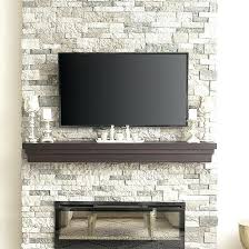 electric fireplace with stone electric fireplace stone wall electric fireplace with stone