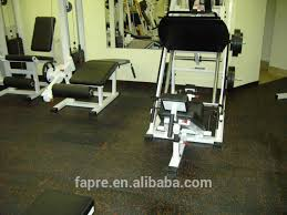 heavy duty gym flooring anti slip rubber flooring for gym epdm speckles gym rubber flooring crossfit