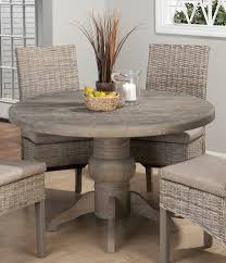 rustic round kitchen table. Rustic Round Dining Table Small Kitchen O