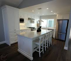 Cabinets Plus Irvine Whole House Remodel With Custom White Cabinets In Irvine By Aplus