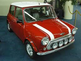 1963 Austin Mini Cooper - A Nimble Small Car