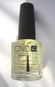 review cnd solar oil nail cuticle