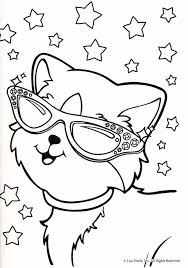 These free printable lisa frank coloring pages online are surely going to be a hit with your kids. Lisa Frank Coloring Page Unicorn Coloring Pages Lisa Frank Coloring Books Animal Coloring Pages