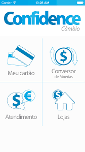 author confidence corretora de cambio s a version 1 1 last checked 15 july 2018 patibility requires ios 6 0 up finance travel