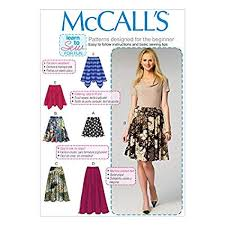 It's Sew Easy Patterns Interesting Amazon McCalls Ladies Learn To Sew Easy Sewing Pattern 48