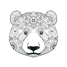 Online Mandala Coloring Pages Astonishing Animal Mandala Coloring