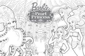 Barbie Pearl Princess