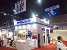 Ever Light Co Ltd Everlight Lighting Showcases All Round Lighting Solutions At