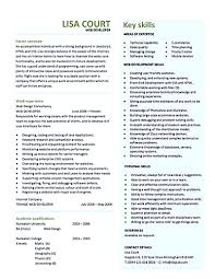 Web Developer Resume Sample Web developer resume is needed when someone want to apply a job as a 54