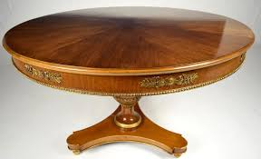 Empire Coffee Table Round French Empire Center Table 1900s For Sale At Pamono