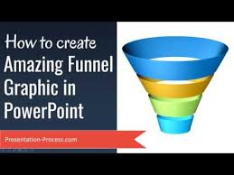 Funnel Powerpoint Template Free Create Amazing Funnel Graphic In Powerpoint Advanced 3d Effects