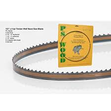 Timberwolf Bandsaw Blade Chart Best Band Saw Blades For Resawing Wood Metal Steel 10