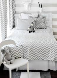 gray chevron bedding zig zag bedding collection tap to expand