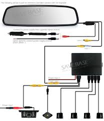 how to install rear view camera camera store car backup camera wiring diagram car image wiring