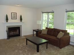 Ranch Living Room Vacant Raised Ranch First Impressions Home Staging